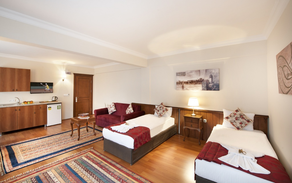 Sultan House Single Room